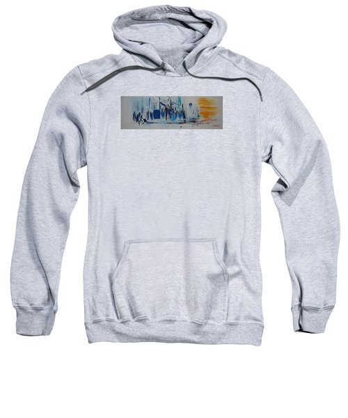 Just Another Day In New York City Sweatshirt