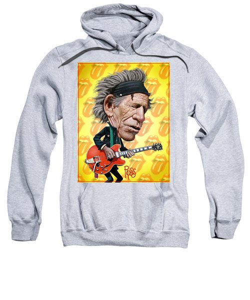 Keith Richards Sweatshirt