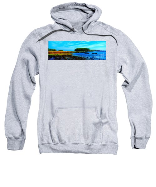 Kennebunkport  Vaughn Island  Sweatshirt