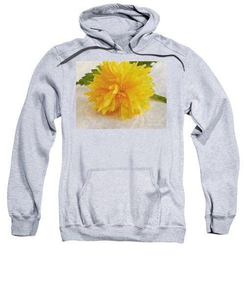 Kerria Japonica Sweatshirt