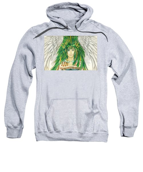 King Crai'riain Portrait Sweatshirt
