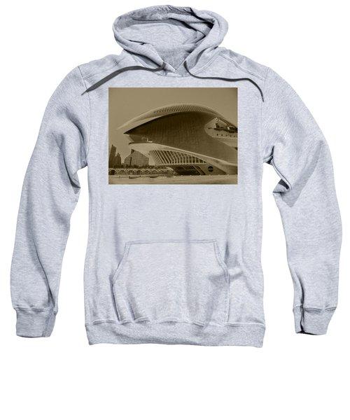 L' Hemisferic - Valencia Sweatshirt