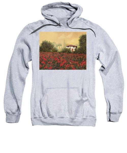 La Casa E I Papaveri Sweatshirt