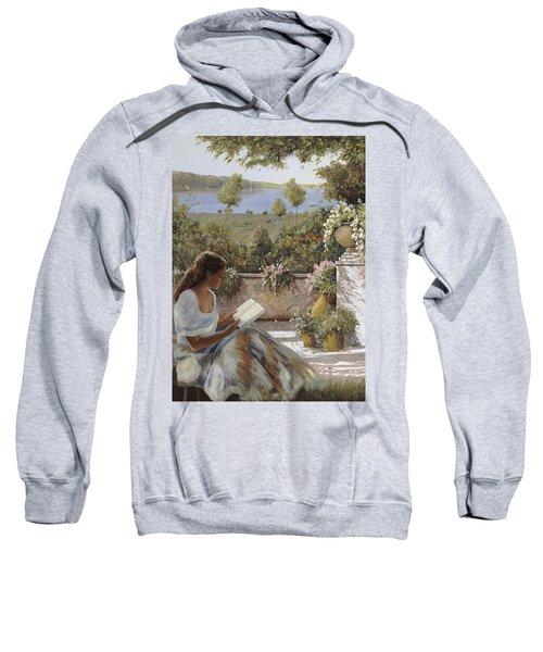 La Lettura All'ombra Sweatshirt