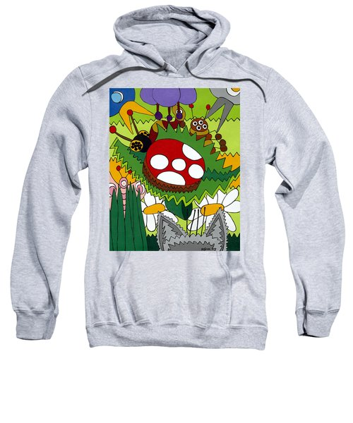 Lady Bug Sweatshirt