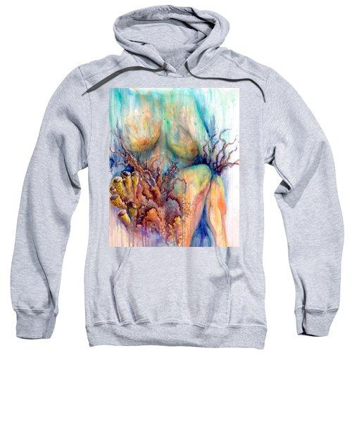 Lady In The Reef Sweatshirt