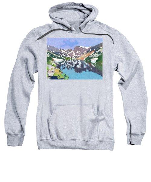 Lake Isabelle Colorado Sweatshirt