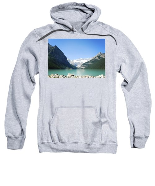 Lake Louise Alberta Canada Sweatshirt
