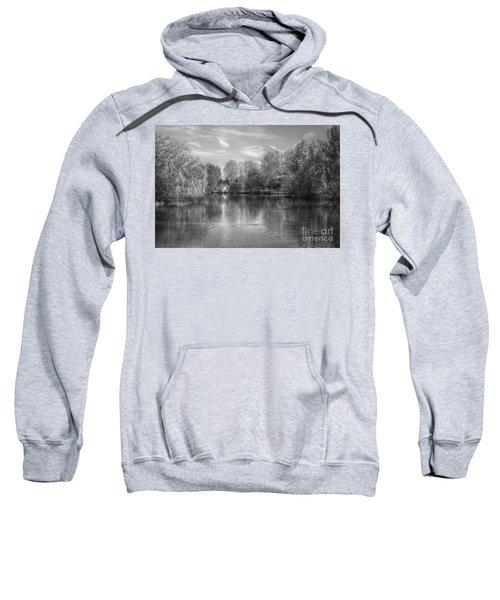 Lake Reflections Mono Sweatshirt