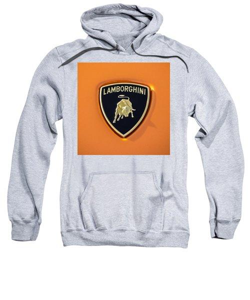 Lamborghini Emblem -0525c55 Sweatshirt