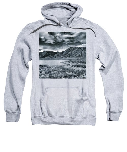 Land Shapes 33 Sweatshirt