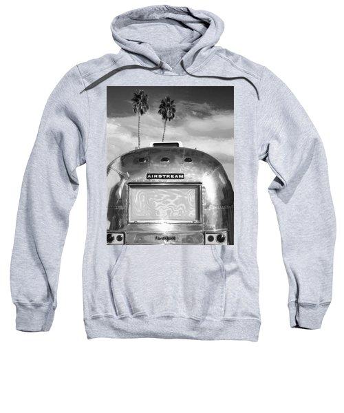 Land Yacht Bw Palm Springs Sweatshirt