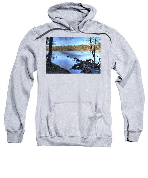 Landsford Canal-1 Sweatshirt