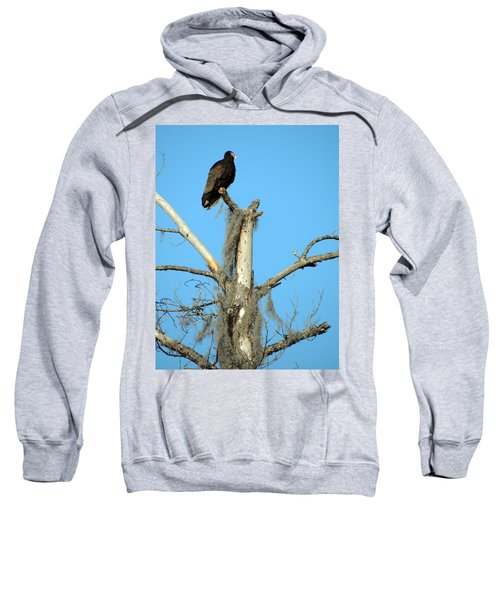 Larry Buzzard Vulture Sweatshirt