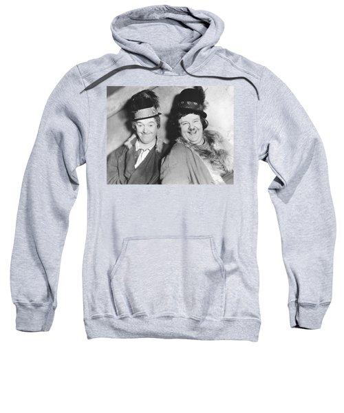 Laurel And Hardy Sweatshirt