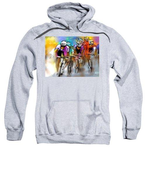 Le Tour De France 03 Sweatshirt
