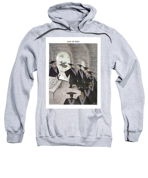 Leap Of Faith Sweatshirt