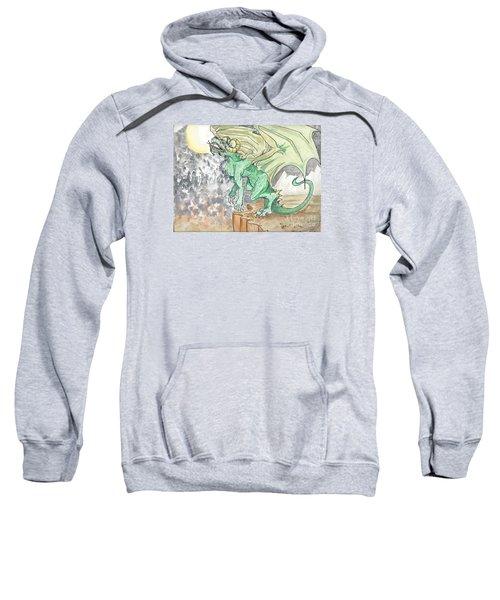 Leaping Dragon Sweatshirt