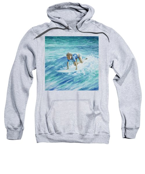 Learning To Fly Sweatshirt