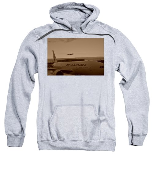 Leaving Japan Sweatshirt