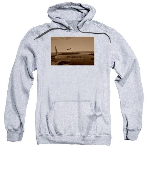 Leaving Japan Sweatshirt