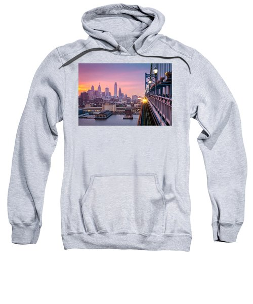 Leaving Philadelphia Sweatshirt