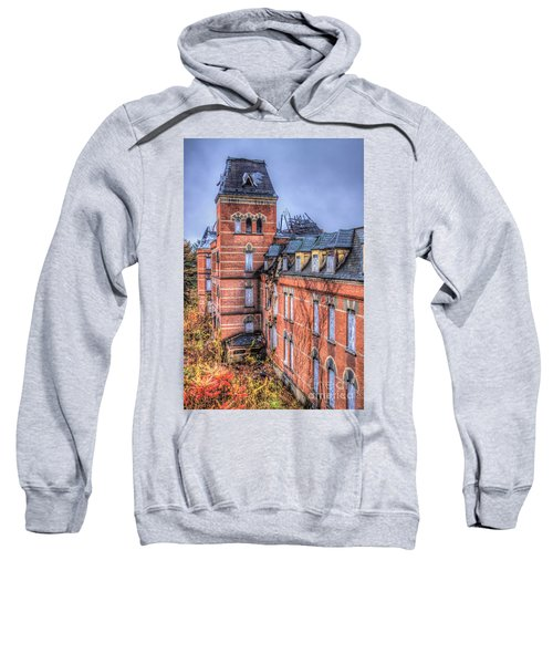 Left Standing  Sweatshirt