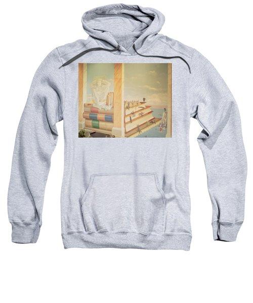 Legal Sloth And Pride Sweatshirt