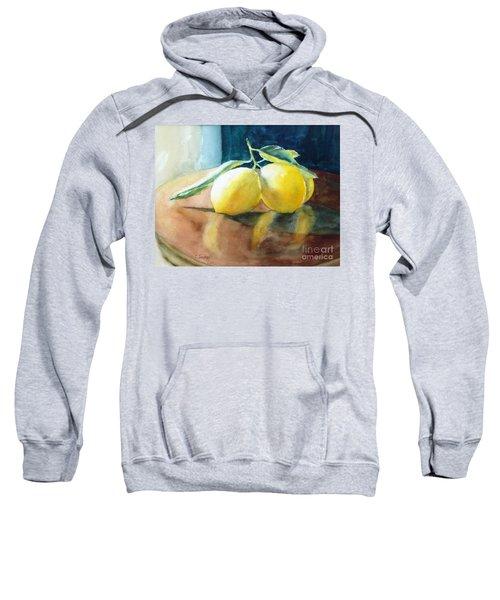 Lemon Reflections Sweatshirt