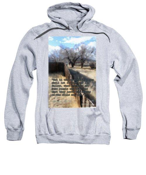 Let It Be Sweatshirt