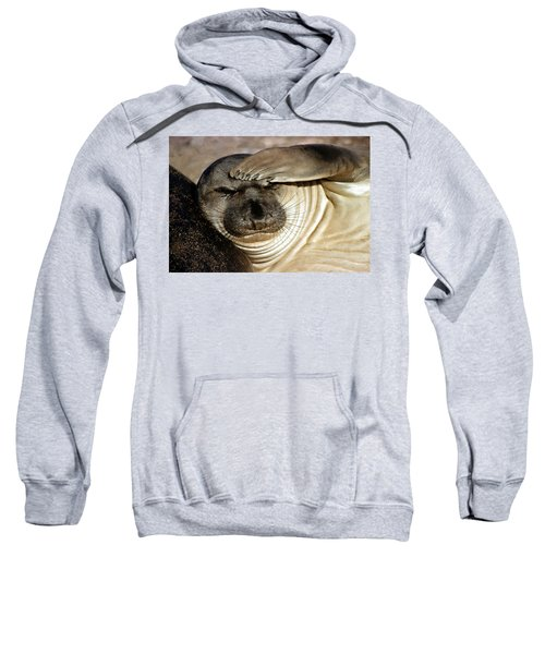 Let Me Think... Sweatshirt