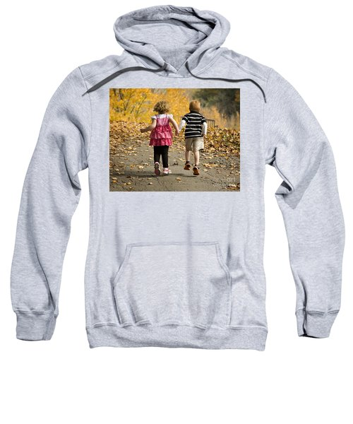 Let's Get Out Of Here Sweatshirt