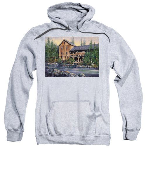 Lewisville Grist Mill Afternoon Sweatshirt