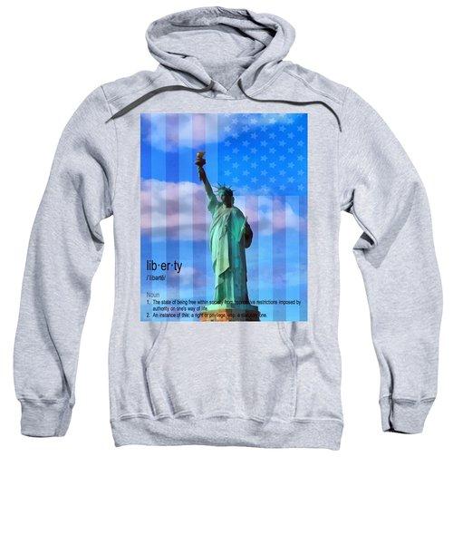 Liberty Defined Sweatshirt