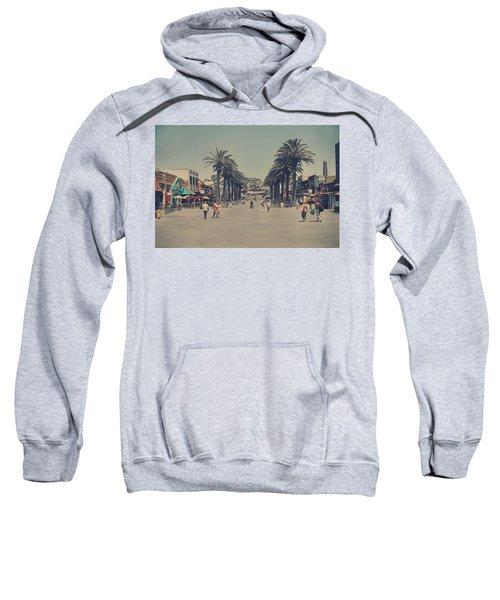 Life In A Beach Town Sweatshirt