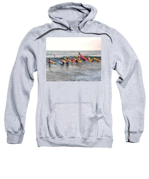 Lifeguard Competition Sweatshirt