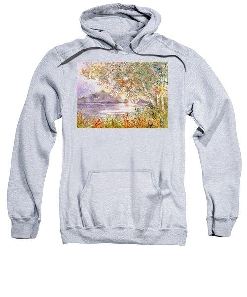 Light Through The Pass Sweatshirt