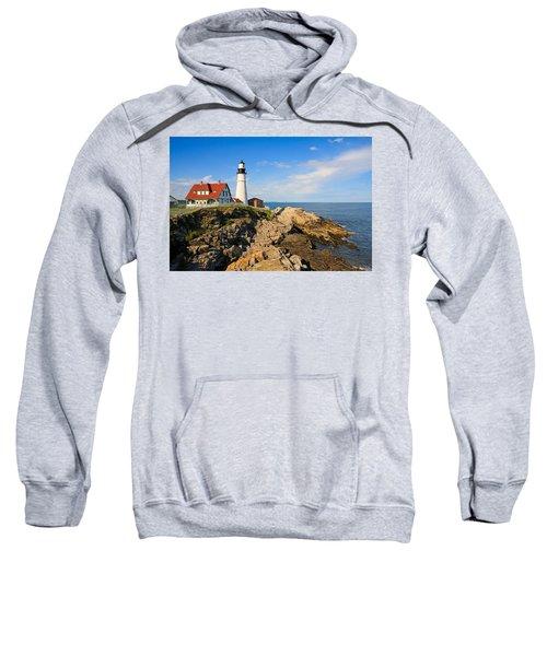 Lighthouse In The Sun Sweatshirt