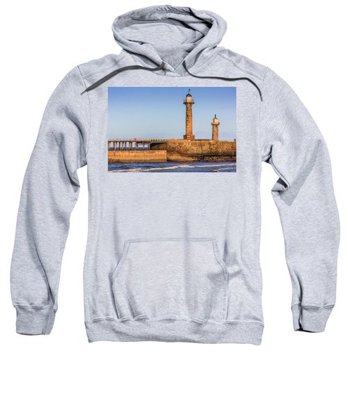 Lighthouses On The Piers Sweatshirt