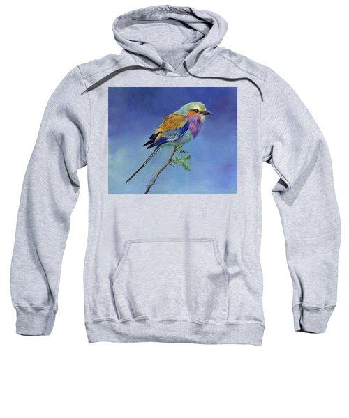 Lilacbreasted Roller Sweatshirt