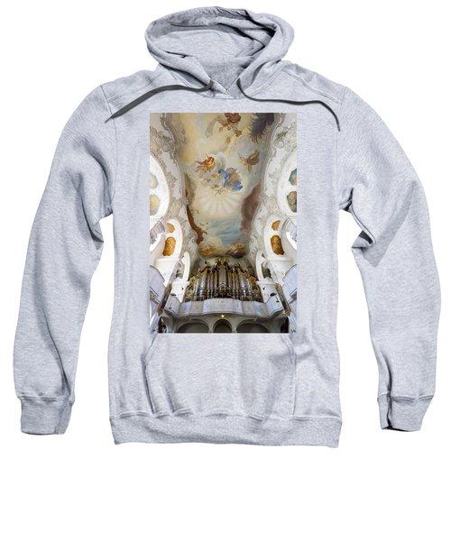 Lindau Organ And Ceiling Sweatshirt