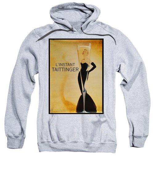 L'instant Taittinger Sweatshirt