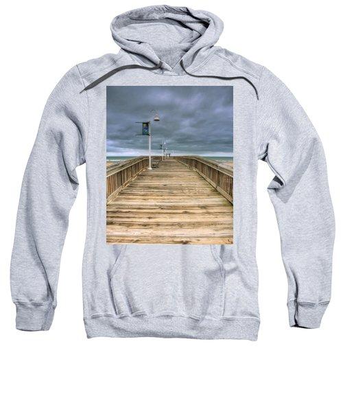 Little Island Pier Sweatshirt