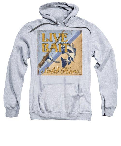 Live Bait Sweatshirt