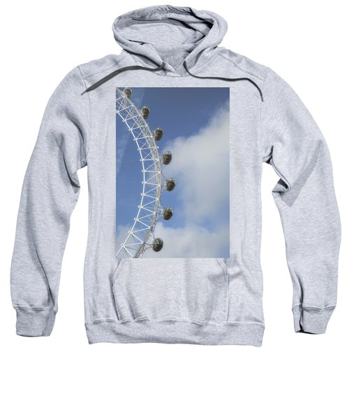 London Eye Sweatshirt by Joana Kruse