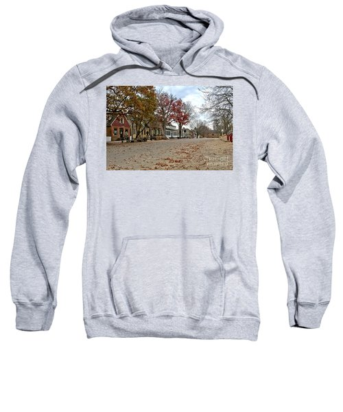 Lonely Colonial Williamsburg Sweatshirt