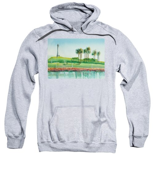 Long Beach Lighthouse Sweatshirt