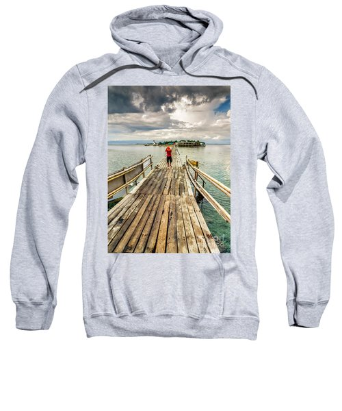 Long Walk Sweatshirt