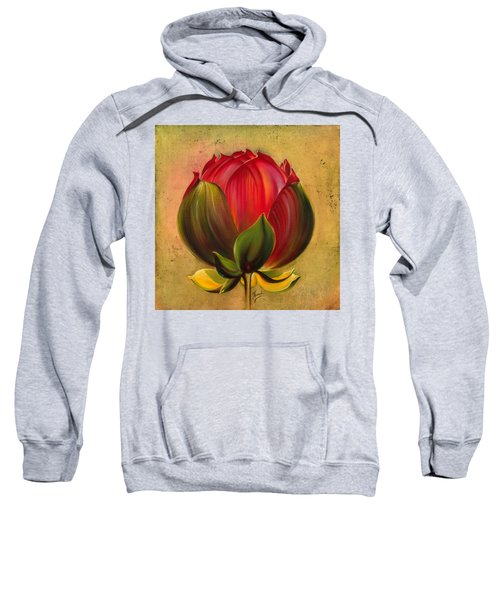 Lotus Bulb Sweatshirt