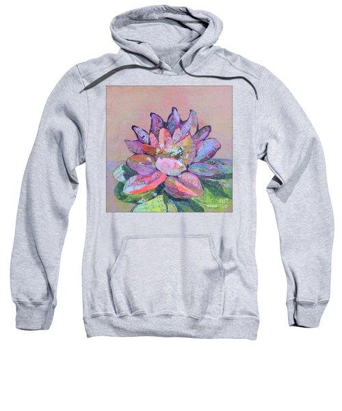 Lotus V Sweatshirt